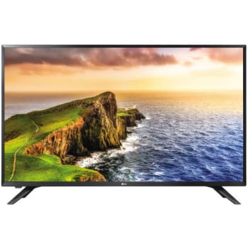 "TV LED 32"" LG Conversor Digital HD 32LV300C"