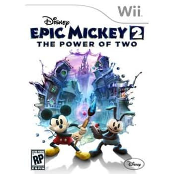 Jogo Nintendo Wii Disney Epic Mickey: Power of Two