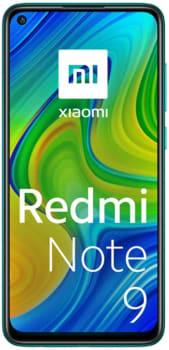 Smartphone Redmi Note 9 Forest Green 4GB RAM 128GB ROM