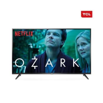 """Smart TV LED 55"""" TCL Ultra HD 4K HDR 55P65US"""