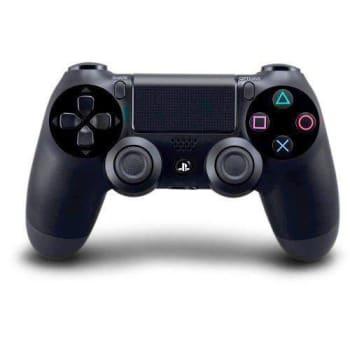 Controle Ps4 Original Playstation Dualshock 4 Preto Wireless