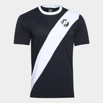 Camisa Vasco Clássica Edição Limitada Masculina