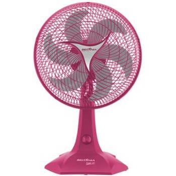 Ventilador de Mesa Britânia Protect 30 Six 30 cm Rosa
