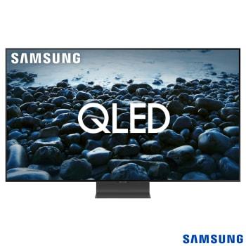 """Smart TV Samsung QLED 4K 65"""" Q95T Única Conexão Pontos Quânticos Alexa built in Som em Movimento"""