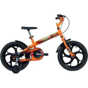 Bicicleta Aro 16 Power Rex 16 Caloi