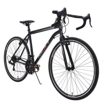 Bicicleta Ozark Trail Aro 700 Next Highway 1 Preta 21 Marchas Speed Câmbio Shimano T