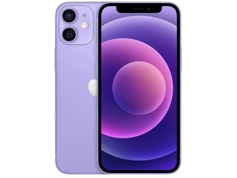 "iPhone 12 Apple 64GB - Roxo Tela 6,1"" 12MP iOS"