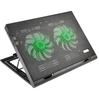 Base Gamer Warrior com Cooler e LED para Notebook  - AC267