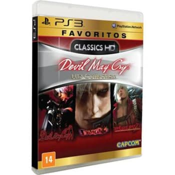 Jogo PS3 Devil May Cry HD Collection