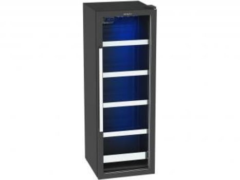 Cervejeira Venax Blue Light Vertical 209L - 1 Porta - Magazine Ofertaesperta