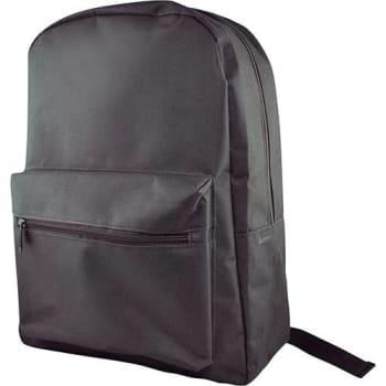 """Mochila para Notebook Leadership Blackpack Nylon Preto - Até 15"""""""