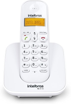 Telefone sem Fio Intelbras - TS 3110