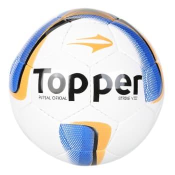65accc1974 Bola Futsal Topper Strike VIII em Promoção no Oferta Esperta