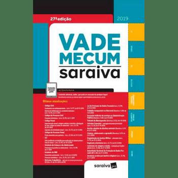 Livro - Vade Mecum Tradicional 2019