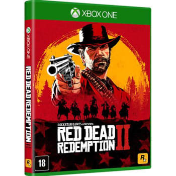 Game - Red Dead Redemption 2 - Xbox One