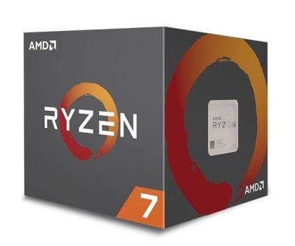 Processador AMD Ryzen 7 2700 Octa Core Cache 20MB 3.2GHz - YD2700BBAFBOX