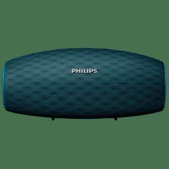Caixa de Som Bluetooth Philips Everplay Bt6900a Azul Ipx7 (Cód: 9743959)