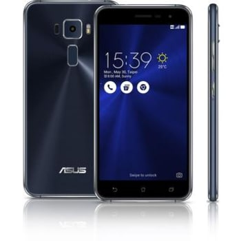 Smartphone Asus Zenfone 3 ZE520KL Preto Dual Chip Hibrido Android 6.0 4G Wi-Fi Camera 16MP 3GB RAM