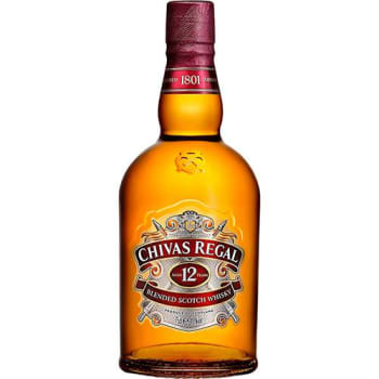 Whisky Chivas Regal 12 Anos - 750ml