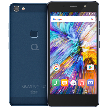 "Smartphone Quantum FLY 32GB / Tela 5.2"" Full HD / Processador DECA-CORE / 3GB RAM"
