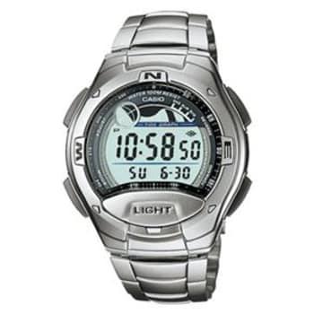 30d3117291c Relógio Masculino Digital Casio W-753D-1AVDF - Prata em Promoção no ...