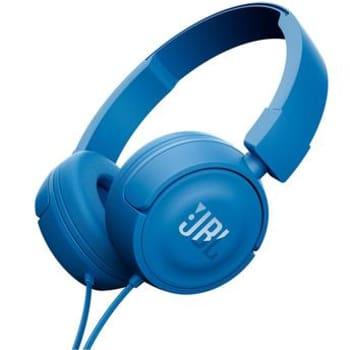 Fone de Ouvido Supra-auricular JBL T450 BLUE P2 Azul