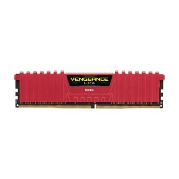 Memória Corsair Vengeance LPX 4GB 2400MHz DDR4 CL16 - CMK4GX4M1A2400CL16R