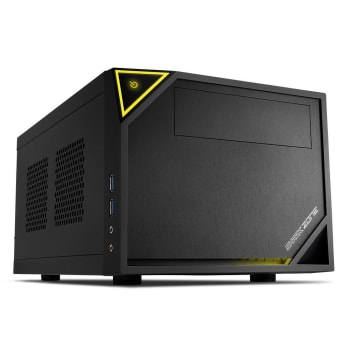 Gabinete Sharkoon Mini ITX C10