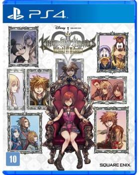 Jogo Kingdom Hearts Melody Of Memory - PS4