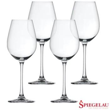 Conjunto de Taças Spiegelau Salute para Vinho Branco com 04 Peças - 4080120186