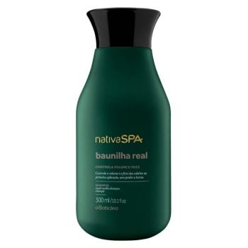 Shampoo Nativa SPA Baunilha Real 300ml
