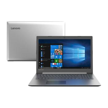 """Notebook Lenovo Ideapad 330 i5-8250U 8GB RAM 1TB Tela HD 15.6"""" W10 - 81FE0002BR"""