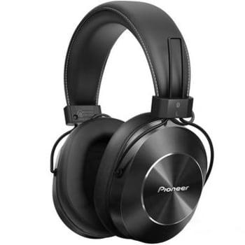 Fone de Ouvido Headphone Pioneer Preto Bluetooth SE-MS7BT-K
