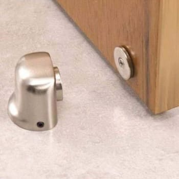 Batedor De Porta Magnetico - Fixador Prendedor De Porta