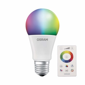 Lâmpada Led Bulbo Osram RGB Osram, 7.5W