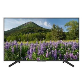 """Smart TV Sony 49"""" 4K UHD KD-49X705F Preto"""