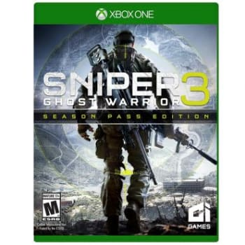 Jogo Sniper Ghost Warrior 3 para XBOX ONE (XONE) - Ci Games
