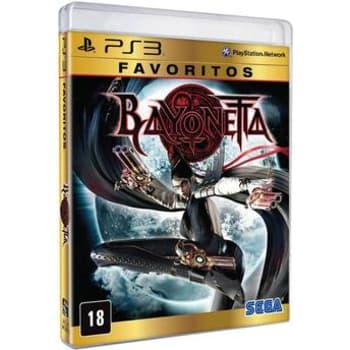 Jogo PS3 Bayonetta