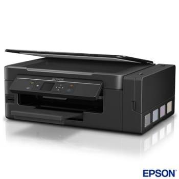 Multifuncional Epson Jato de Tinta Ecotank L455 Colorida