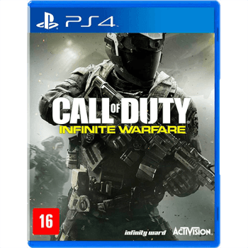 Game Call Of Duty: Infinite Warfare - PS4