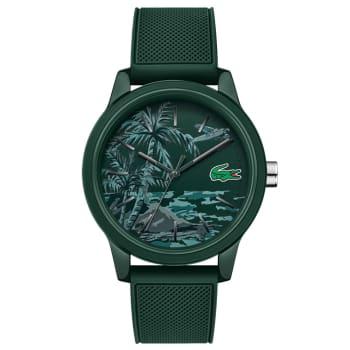 Relógio Lacoste Masculino Borracha Verde - 2011023