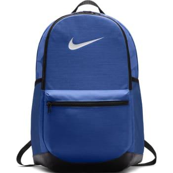 Mochila Nike Brasília - Azul e Preto