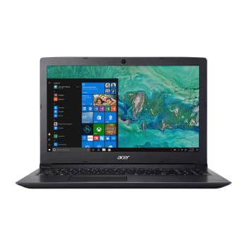 "Notebook Acer Intel Core i5 8GB 1TB Tela 15,6"" Windows 10 Aspire 3 A315 53-52ZZ Preto"