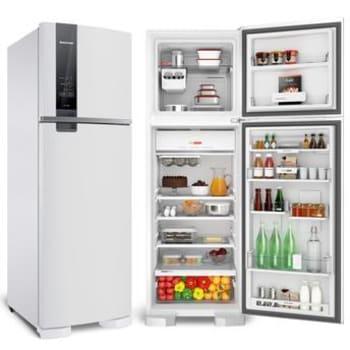 Refrigerador Brastemp Frost Free BRM54HB 400 Litros 2 Portas Branco