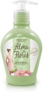 Sabonete Líquido Alma De Flores Clássico De 275ml, Alma De Flores