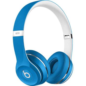 Fone de Ouvido Beats Solo 2 Luxe Edition Headphone Azul