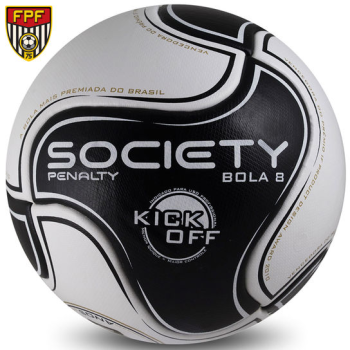 Bola Futebol Society Penalty 8 S11 R1 Kick Off 6
