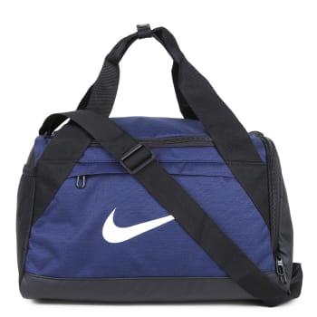 085dbb4b3 Mala Nike Brasilia Small Duff - Azul e Preto em Promoção no Oferta ...