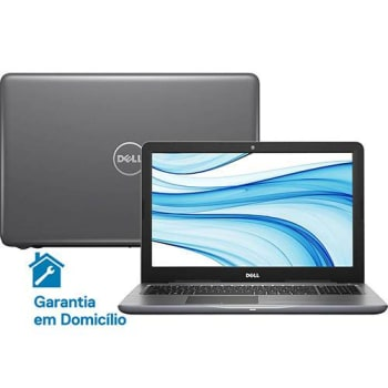 3eaf34110 Notebook Dell Inspiron i15-5567-D40C Intel Core i7 8GB (AMD Radeon R7 M445 de  4GB) 1TB Tela LED 15