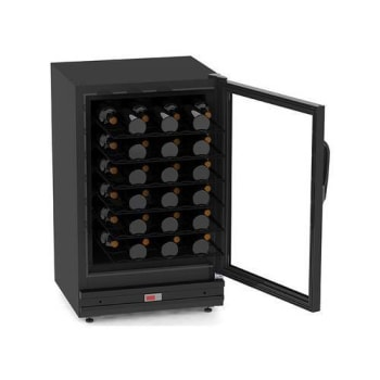 Adega Climatizada por Compressor 48 garrafas Venax 175L